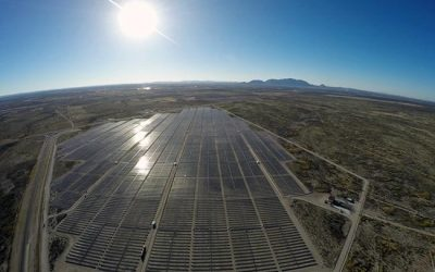 "Planta Solar ""Camargo""."
